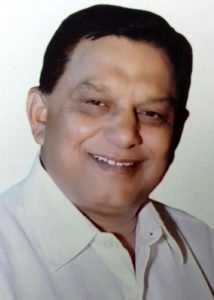 Sh. Radhe Shyam Gupta, Executive Member GB