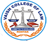Vaish College Of Law Rohtak Logo